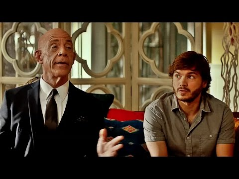 'All Nighter'   2017  J.K. Simmons, Emile Hirsch