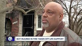 9-year-old dies in Detroit house fire, organs donated