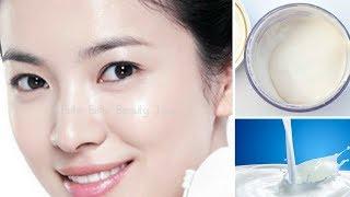 মাত্র ২ দিনেই ফর্সা হওয়ার সব থেকে কার্যকরী দুধের ফেসিয়াল !!! Effective Milk Facial For Whiten Skin
