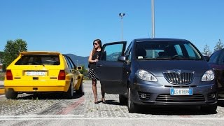 Ridateci la Lancia (spot) - Davide Cironi Drive Experience