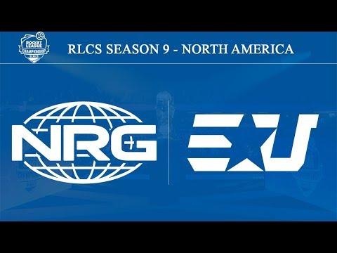 NRG Vs EU | NRG Esports Vs EUnited | RLCS Season 9 - North America (22nd Feb 2020)