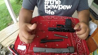 Download Canik Tp9 Sfx Fde Tabletop Review And Field Strip MP3, MKV