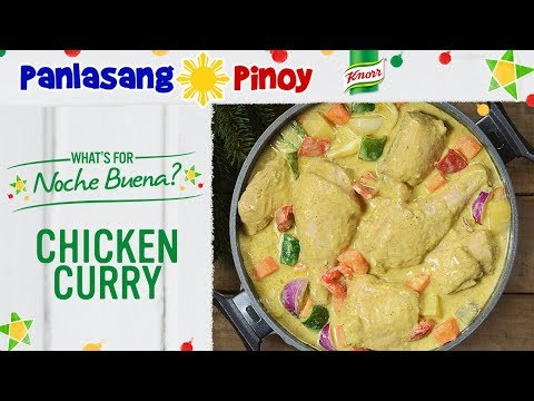 Chicken Curry Recipe Filipino Style - Panlasang Pinoy