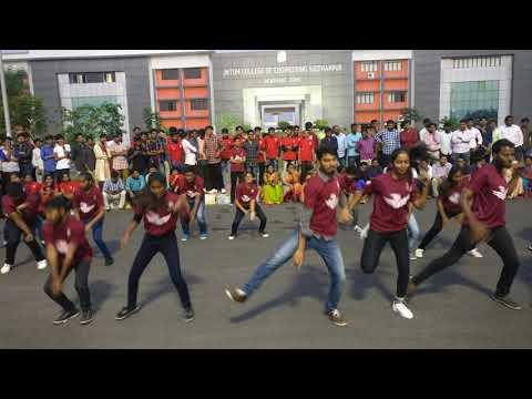jntuhces mechanical flashmob