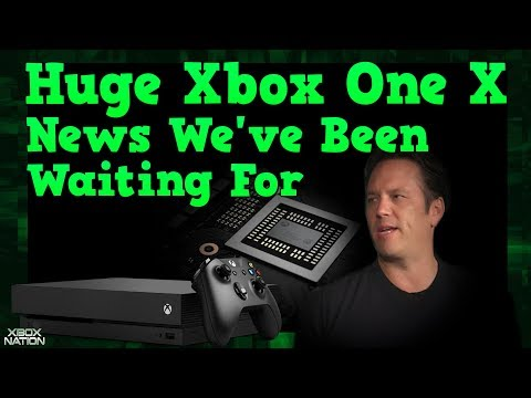 Microsoft Exec Gives Huge Xbox One X News We've Been Waiting For! & Xbox One Deals PS4 A Blow PT. 2