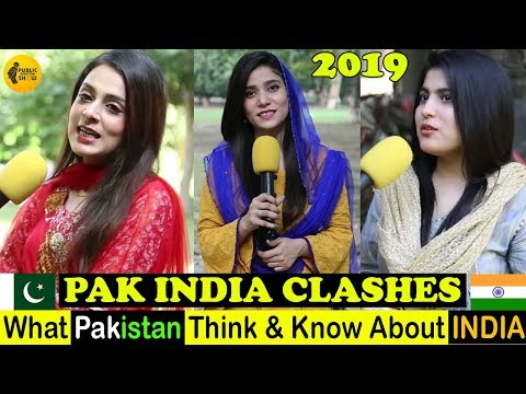 What PAKISTAN Think and Know About INDIA Latest | PAKISTAN on INDIA Latest | Public Reaction Show