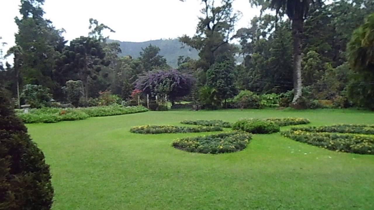 Victoria Park At Nuwara Eliya Sri Lanka