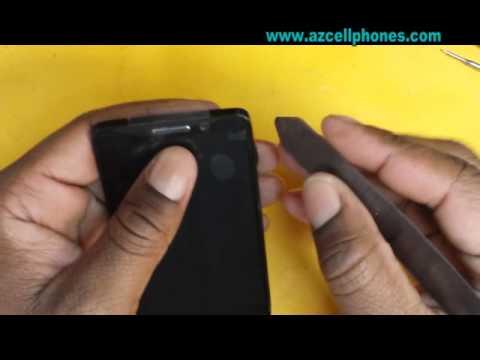 Motorola Droid Mini - Screen Removal