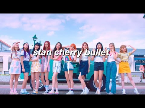 why you should stan cherry bullet