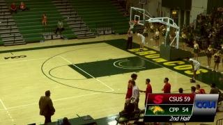 CPP Basketball vs. Stanislaus State