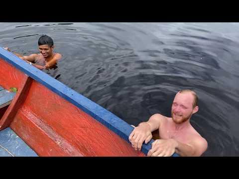 AMAZON PENIS FISH CANDIRU- Real Or Fake??