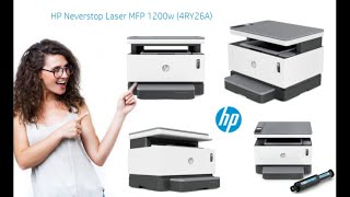 HP Laser MFP 1200w 4RY26A