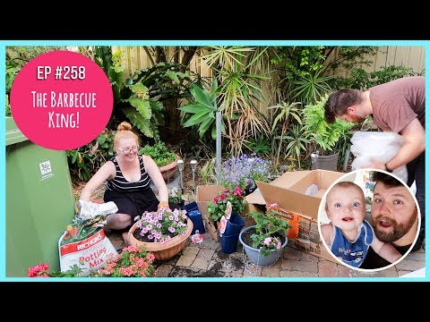 THE BARBECUE KING! //Ep #258 *Australian Family Vlog*