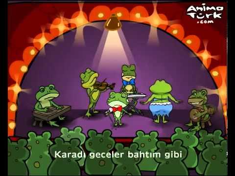 Küçük kurbağa 2