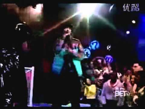 Chingy ft. Amerie- Fly Like Me - live