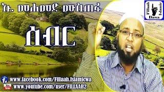 Sebr | Ustaz Mohammed Musthefa