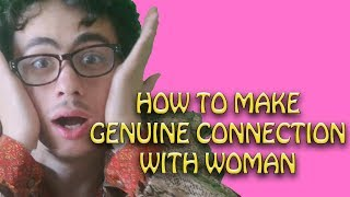 "DARREY DOORY'S ""HOW TO MAKE REAL CONNECTION WITH WOMEN"""