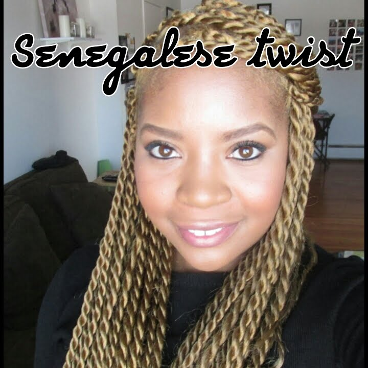 Protective Style Senegalese Twist Demo