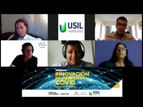 Webinar - Innovación en tiempos de COVID