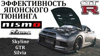Nissan Nismo /  Skyline,GTR,Silvia,ИСТОРИЯ САМЫХ СВИРЕПЫХ НИССАНОВ.
