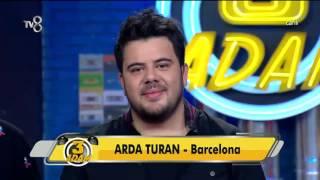 Arda Turan'dan Sürpriz Telefon Bağlantısı | 3 Adam | Sezon 3 Bölüm 8 | 30 Ocak 2016