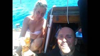 Saillng from Mallorca to Ibiza island, my Amsterdam-Ibiza trip comes to an end HS30