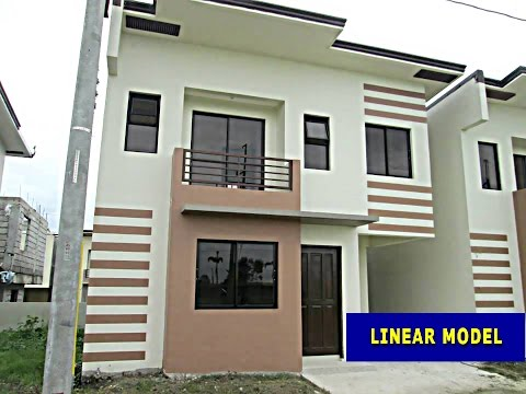 House & Lot LINEAR MODEL Amaya Breeze Tanza, Cavite | Filprimehomes