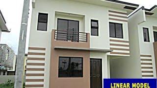 House & Lot LINEAR MODEL Amaya Breeze Tanza, Cavite | Filprimehomes