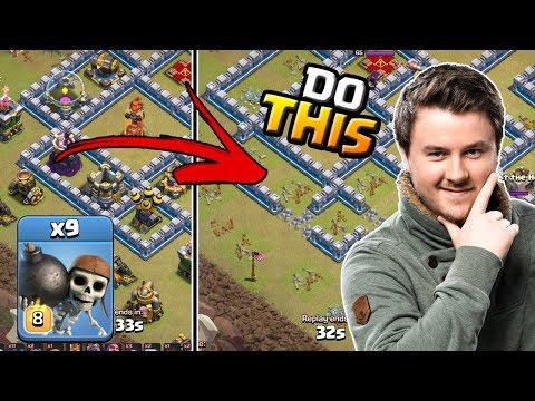 Wallbreaker Better Than Ramm ? | How To Use Wallbreaker | Clash Of Clans | ITzu [ENG]