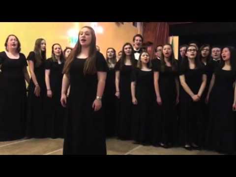 Hymn To Freedom Nauset Regional High School Chorus, Limerick, Ireland