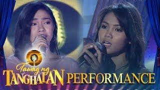 Leah Mae Valiente vs. Mariane Osabel | Tawag Ng Tanghalan