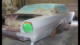 JIM'S 65 GALAXIE CONVERTIBLE.wmv