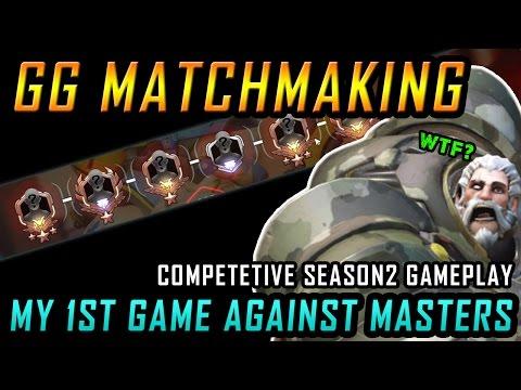 masters matchmaking