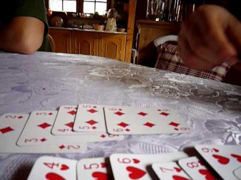 Trucchi con le carte siciliane