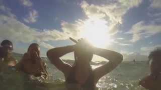 Beach Day @ Kam 3 🌞🌴💗🌀
