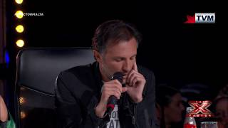 The Third Class in this second phase of X Factor Malta sing 'Bang B...