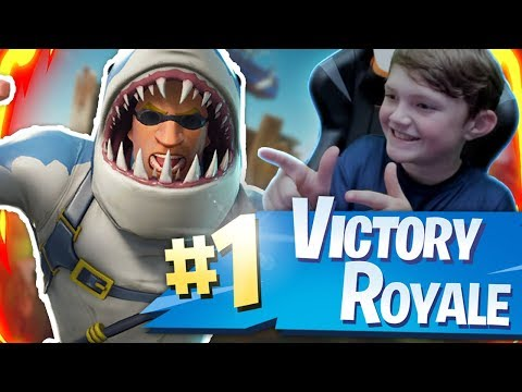 New Fortnite Skins! 10 Year Old PC Fortnite Player! (New Fortnite Skins)