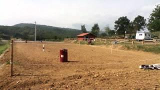 Camping Horse agricampeggio Priero Piemonte - maneggio