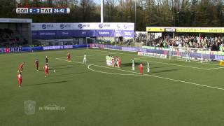 FC Dordrecht - FC Twente 14/15