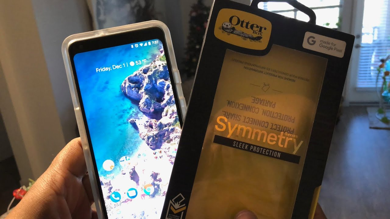 the best attitude 53474 b4b2a Pixel 2 XL OtterBox Symmetry Case Review