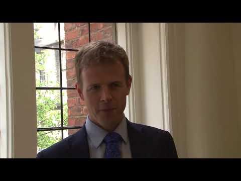 Oxford's Prof. Cameron Hepburn on stranded assets risks