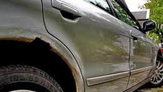 Удаление ржавчины  на Авто(быстрый ремонт ржавой арки ! как обклеить авто под покраску: https://www.youtube.com/watch?feature=player_embedded&v=XhGFGP-LuoM как вывест..., 2014-11-19T02:12:42.000Z)