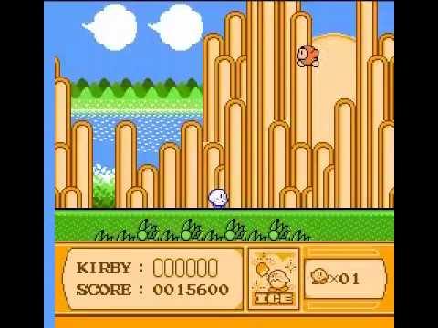 The Cutting Room Floor - Kirby's Adventure