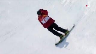 JO 2018 : Ski acrobatique - Half-pipe : Kevin Rolland en route vers un pari fou !