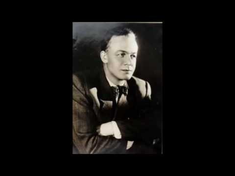Романсы Чайковского на стихи А.К. Толстого (поёт и рассказывает С.Я. Лемешев)