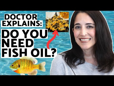 What Does Fish Oil Do - Benefits Of Omega 3 Supplements