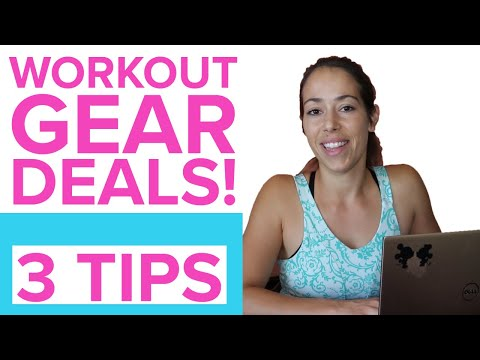 Home Workout Equipment On A Budget  - 3 Tips