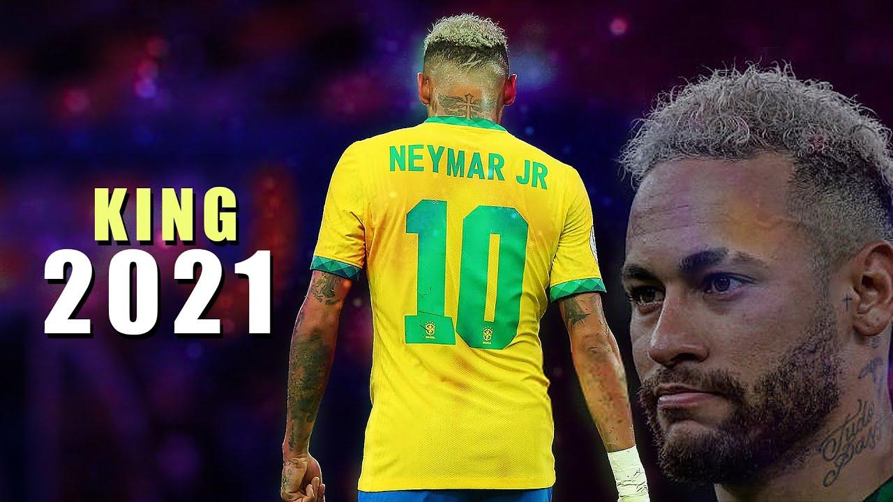 Download Neymar Jr 2021 | Dribbling Skills & Goals #3