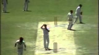 AUS vs WI Third Test Day Three 1979/80