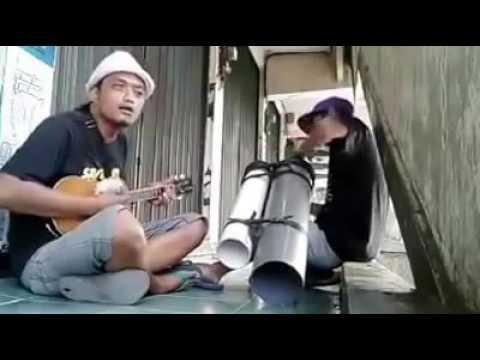 Suara emas pengamen Jogjakarta